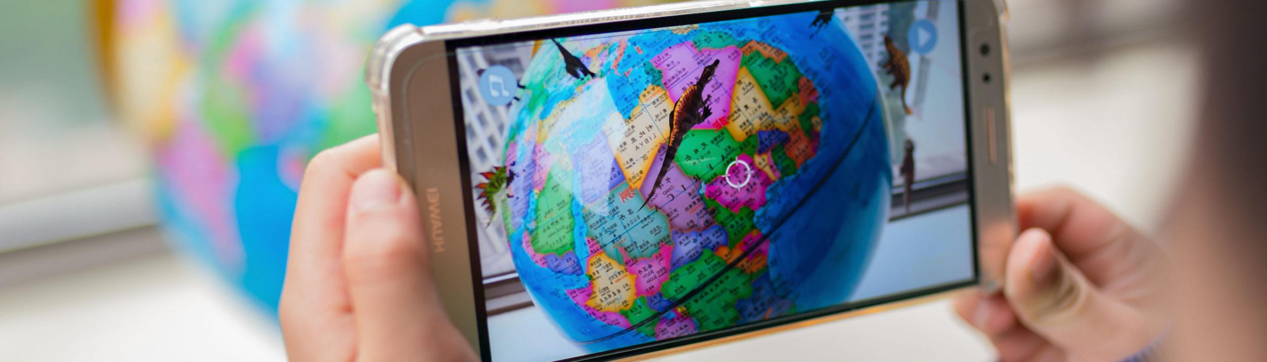 25 Ejemplos de realidad aumentada en la educación | 89