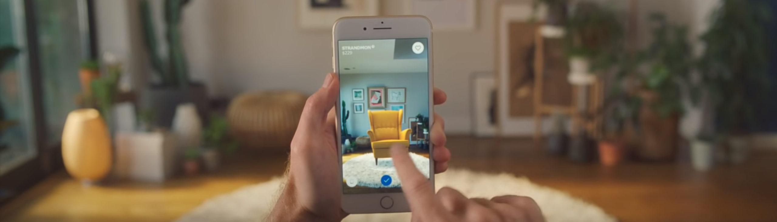 Ikea Place, la aplicación de realidad aumentada de Ikea | 20