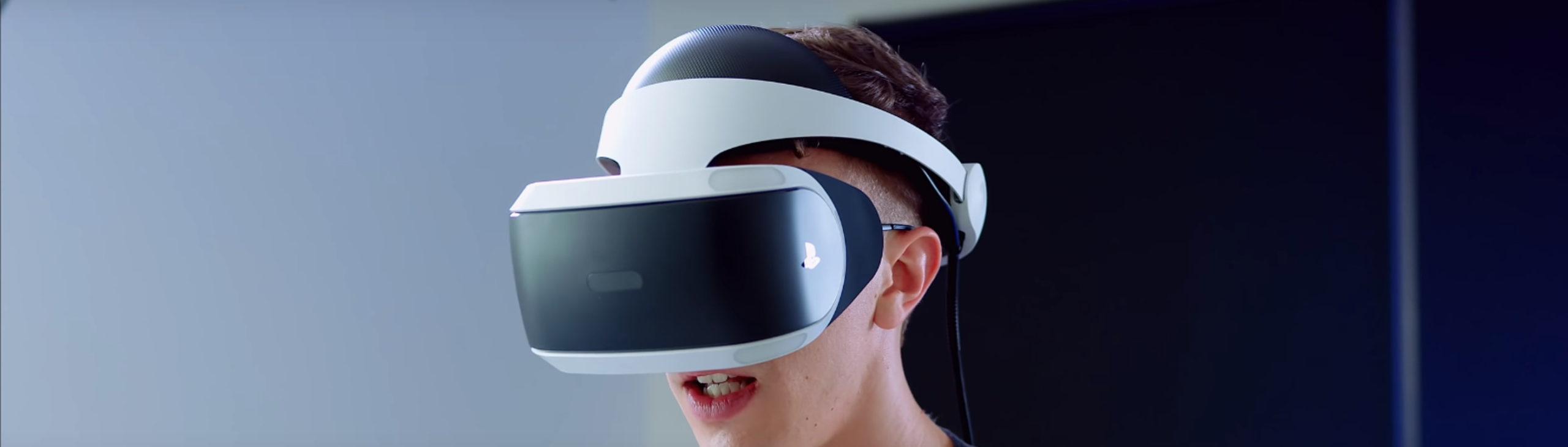 Gafas de Sony 3D y VR PS4 | 11