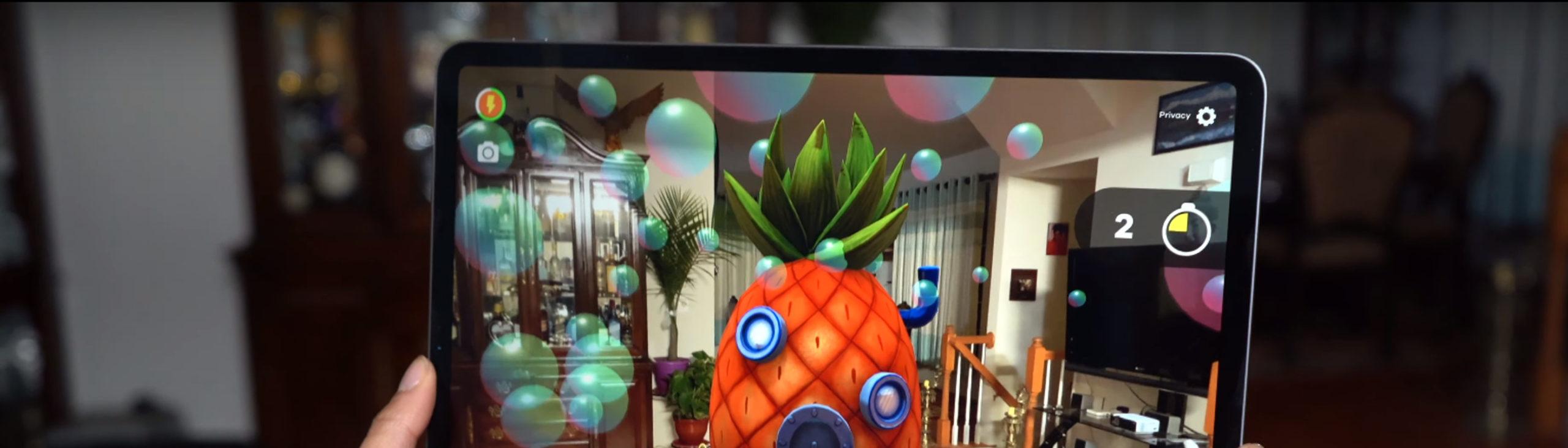 Juegos de realidad aumentada Iphone   1
