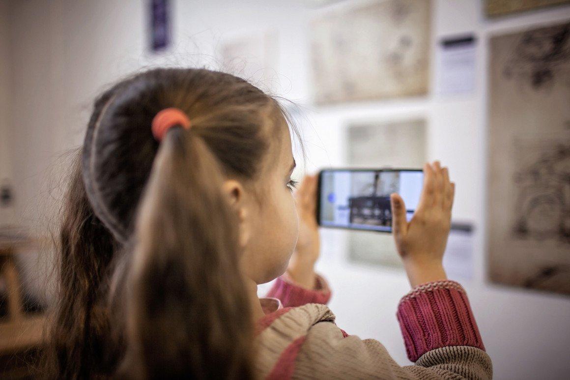 25 Ejemplos de realidad aumentada en la educación | 1