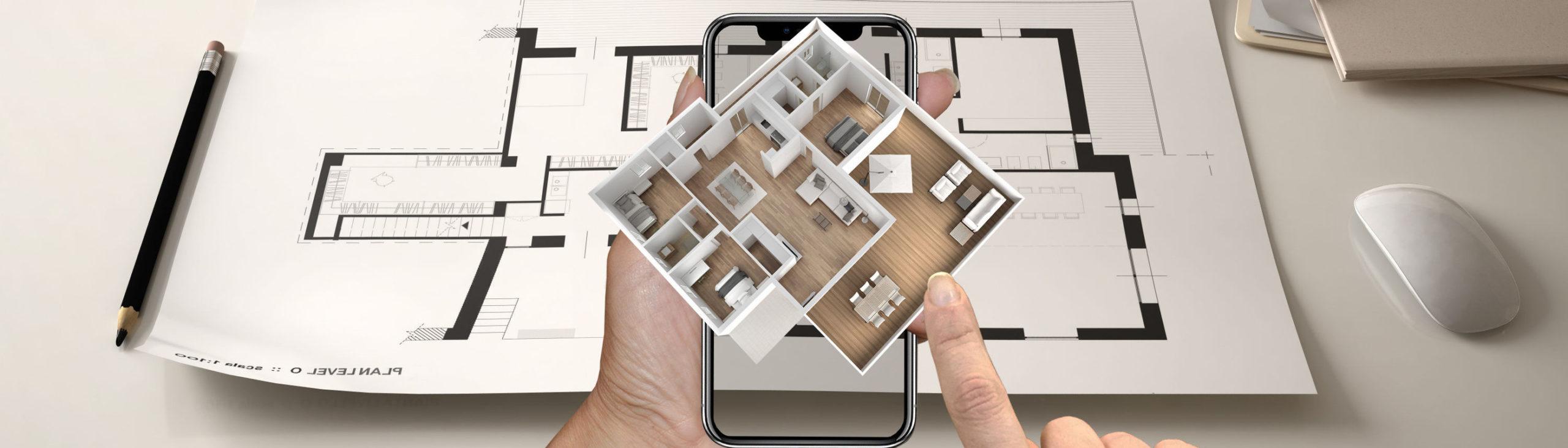 Apps para hacer planos y medir habitaciones en realidad aumentada | 10