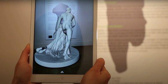 Realidad aumentada en los museos   1
